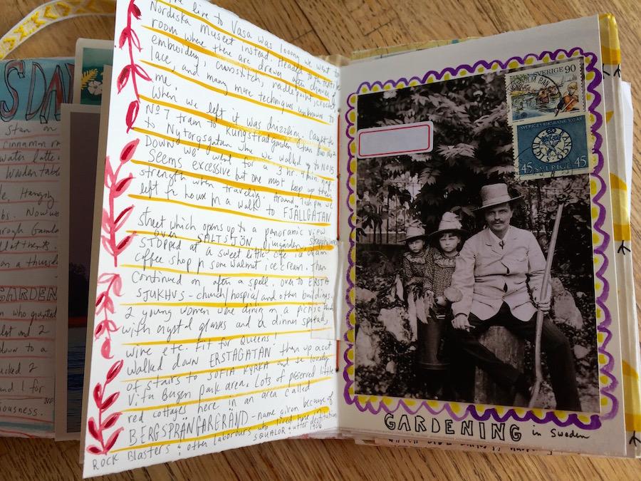 MaryAnnMoss sweden sketchbook11